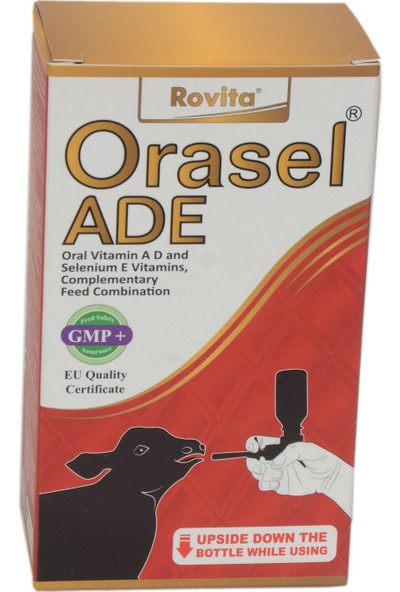 Royal Canin Rovita Orasel Ade Vitamin 100 Ml