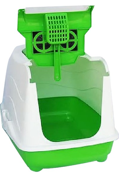 Mio Mio Lux Kapalı Kedi Tuvaleti