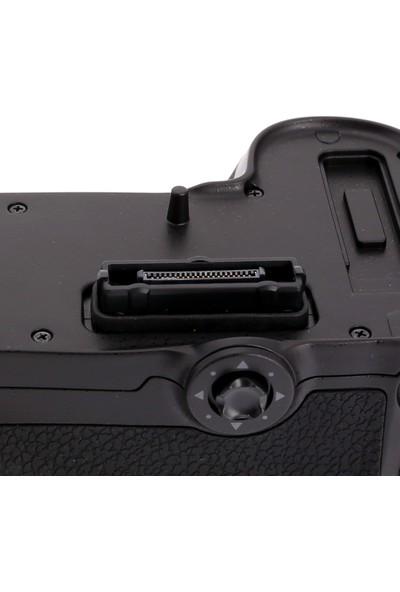 Meike Nikon D800, D800E, D810 İçin Meike Mk-D800 Battery Grip + 2 Ad. Batarya