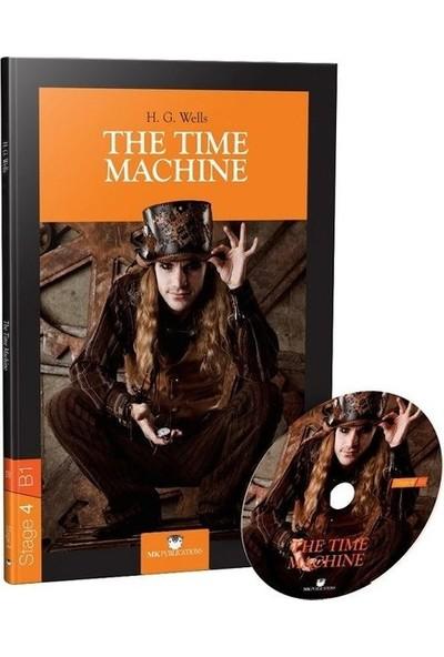 The Time Machine Stage 4 B1-Cd'Li - H. G. Wells