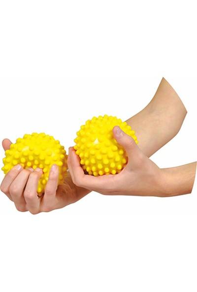 Gymnic 10 cm Dikenli Duyu Topu Sensyball 97.50