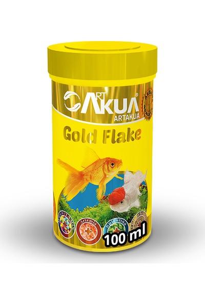 Art Aqua Gold Flake Food 12 Gr