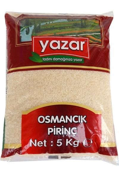 Yazar Osmancık Pirinç 5 kg 4' lü