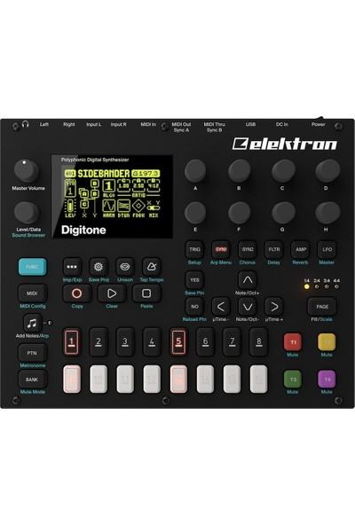 Elektron Digitone 8-Sesli Polifonik Dijital Synthesizer