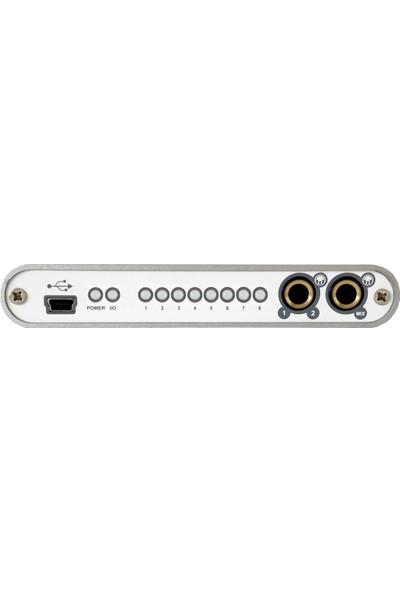 Esi Audio Gigaport HD+ 8-Çıkış USB Ses Kartı - 7.1 Tam Surround Destekli
