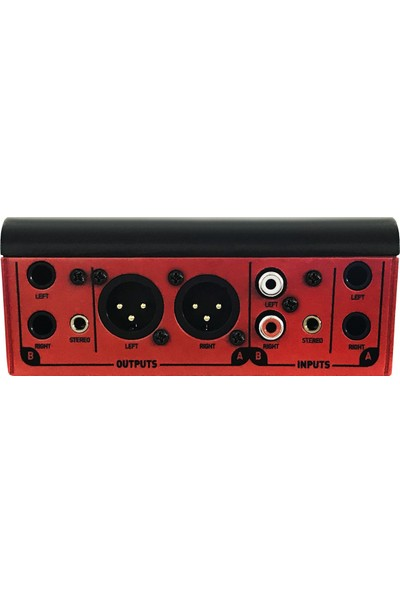 Esi Audio MoCo Pasif monitör kontrolör - 2 çift stüdyo mönitörü destekler