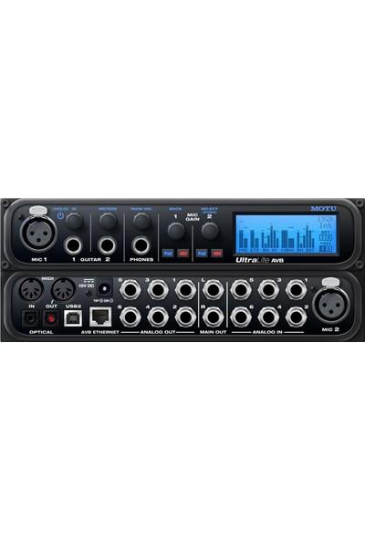 Motu UltraLite AVB USB/AVB/iOS Ses Kartı