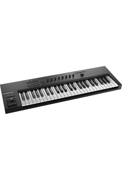 Native Instruments Komplete Kontrol A49 49-tuş MIDI Klavye Kontrolör