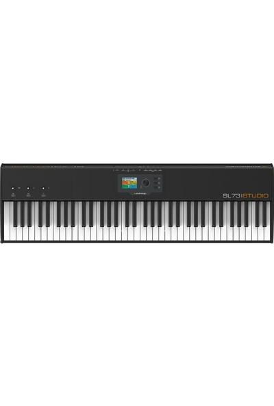 Studiologic SL73 Studio 73-Tuş Profesyonel MIDI Klavye Piano