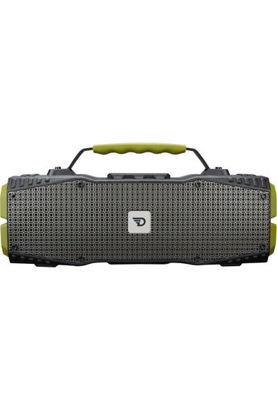 DreamWave Elemental Army Green Bluetooth Hoparlör
