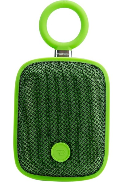 DreamWave Bubble Pod Green Bluetooth Hoparlör