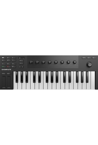 Native Instruments Komplete Kontrol M32 32-Tuş MIDI Klavye Kontrolör