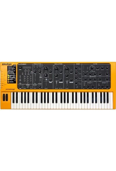 Studiologic Sledge 2.0 61-Tuş Virtual-Analog Synthesizer