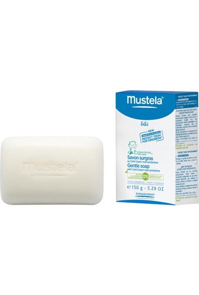 Mustela Gentle Soap Bebek Sabunu 150 Gr / Cold Cream İçeren Sabun