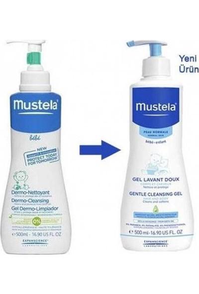 Mustela Dermo Cleansing Saç Ve Vücut Şampuan 500 ml
