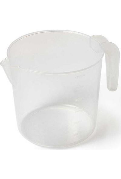 Kulplu Plastik Maşrapa 1.5 LT