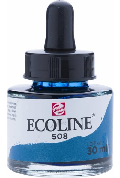 Talens Ecoline Suluboya 30Ml Prussian Blue