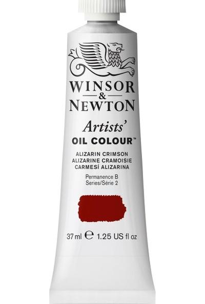 Winsor & Newton Artists Yağlı Boya 37Ml Alizarin Crimson 004 S.2