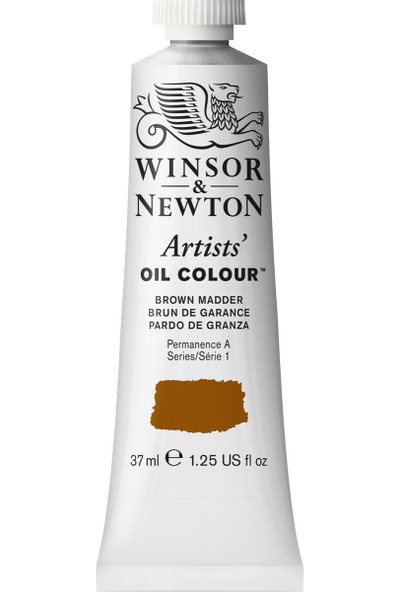 Winsor & Newton Artists Yağlı Boya 37Ml Brown Madder 056 S.1