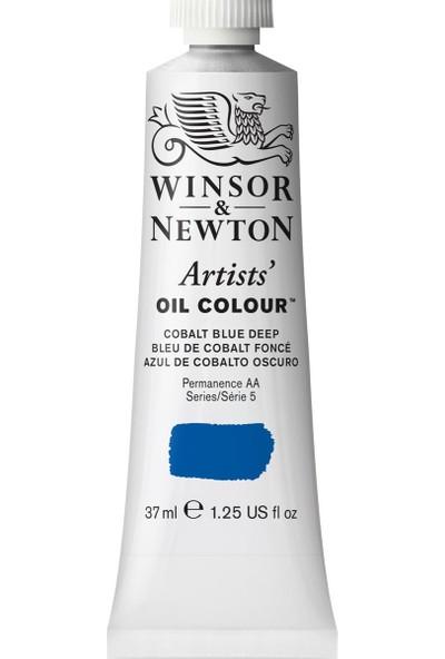 Winsor & Newton Artists Yağlı Boya 37Ml Cobalt Blue Deep 180 S.5