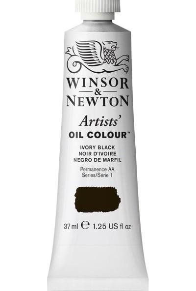 Winsor & Newton Artists Yağlı Boya 37Ml ivory Black 331 S.1