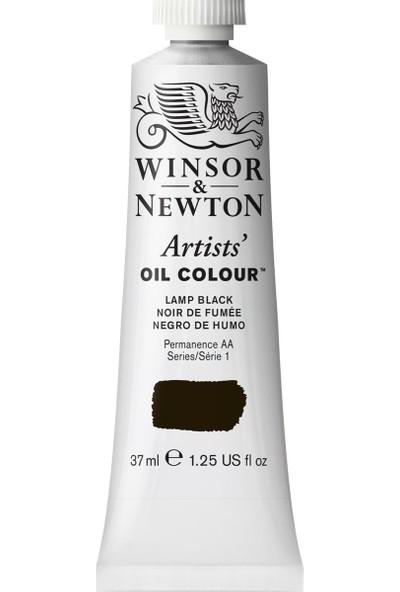 Winsor & Newton Artists Yağlı Boya 37Ml Lamp Black 337 S.1