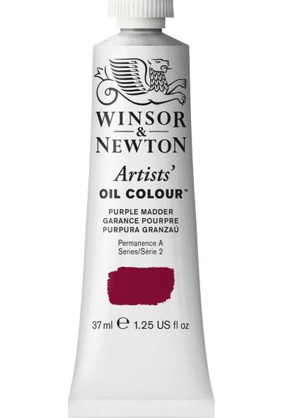 Winsor & Newton Artists Yağlı Boya 37Ml Purple Madder 543 S.2