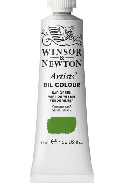 Winsor & Newton Artists Yağlı Boya 37Ml Sap Green 599 S.2