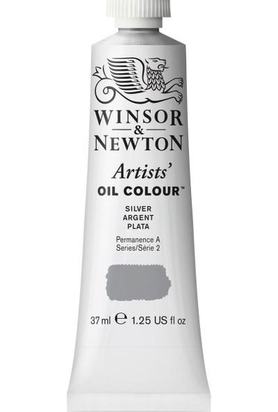Winsor & Newton Artists Yağlı Boya 37Ml Silver 617 S.2