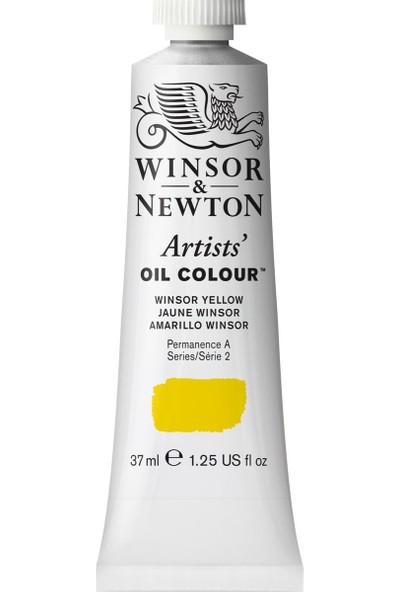 Winsor & Newton Artists Yağlı Boya 37Ml Winsor Yellow 730 S.2