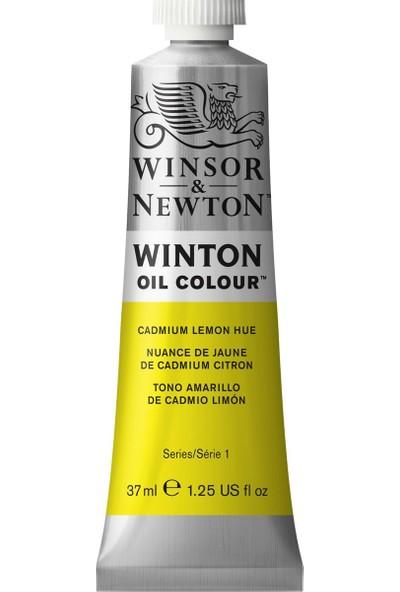Winsor & NewtonWinton Yağlı Boya 37Ml Cadmium Lemon Hue 087 7