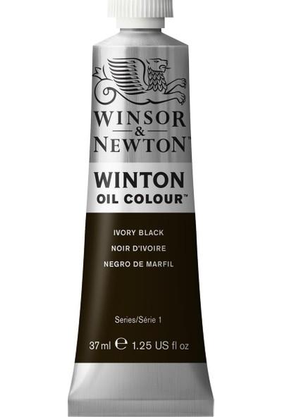 Winsor & NewtonWinton Yağlı Boya 37Ml ivory Black 331 24