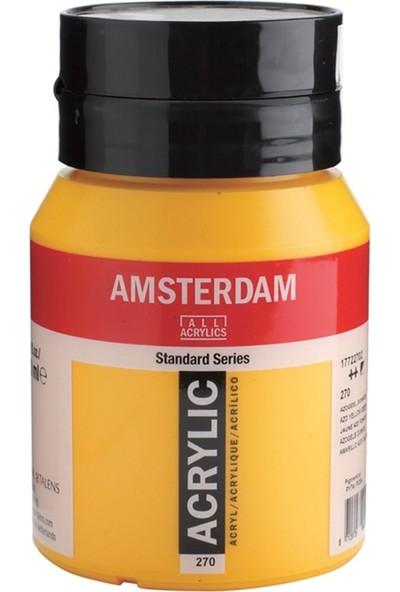 Amsterdam Akrilik Boya 500Ml. Azo Yellow Dp