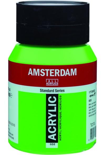Amsterdam Akrilik Boya 500Ml. Brilliant Grn