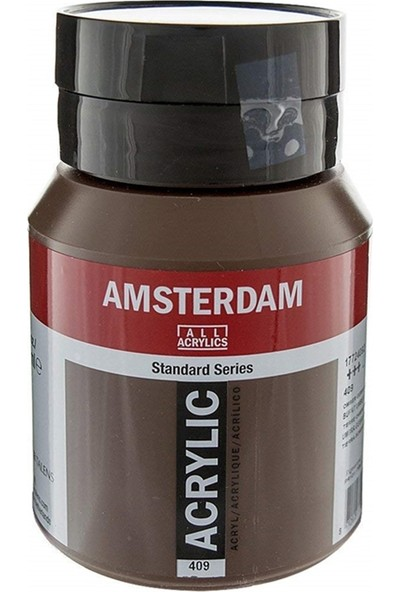 Amsterdam Akrilik Boya 500Ml. Burnt Umber