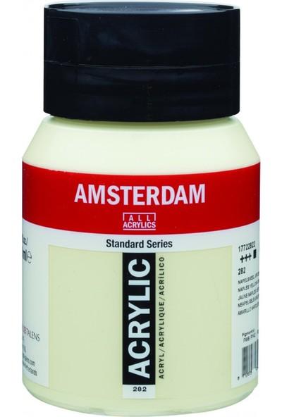 Amsterdam Akrilik Boya 500Ml. Napl.Ylw Grn
