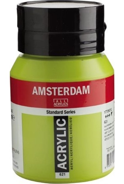 Amsterdam Akrilik Boya 500Ml. Olive Grn. Lt