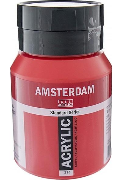 Amsterdam Akrilik Boya 500Ml. Pyrrole Red