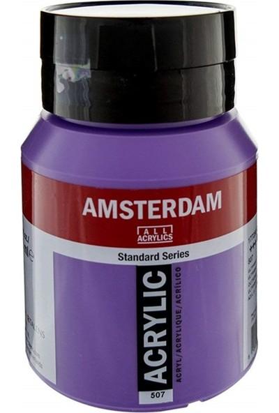 Amsterdam Akrilik Boya 500Ml. Ultram. Violet
