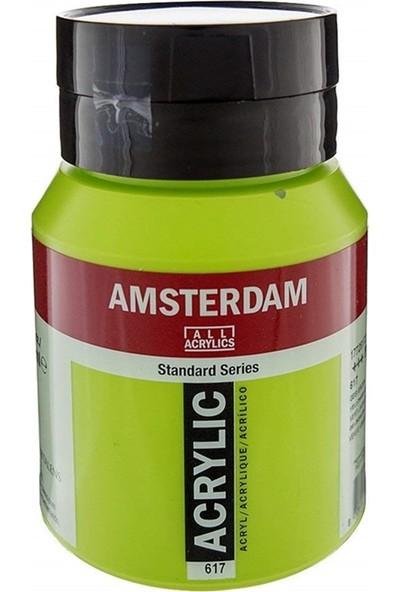 Amsterdam Akrilik Boya 500Ml. Ylwsh. Green
