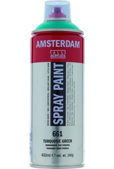 Amsterdam Spray 400Ml Turquoi. Grn