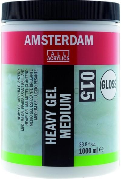 Amsterdam Heavy Gel Medium Gloss 015 1000Ml