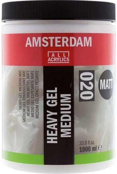Amsterdam Heavy Gel Medium Matt 020 1000Ml