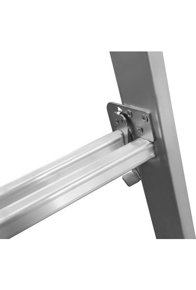 Beykon 3+3 Toplam 6 Metre Alüminyum Sürgülü (Ptt) Merdiveni