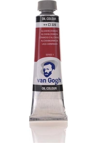 Van Gogh 40Ml Yağlı Boya Alizarin Crimson