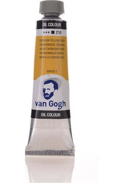 Van Gogh 40Ml Yağlı Boya Cadmium Yellow Dp