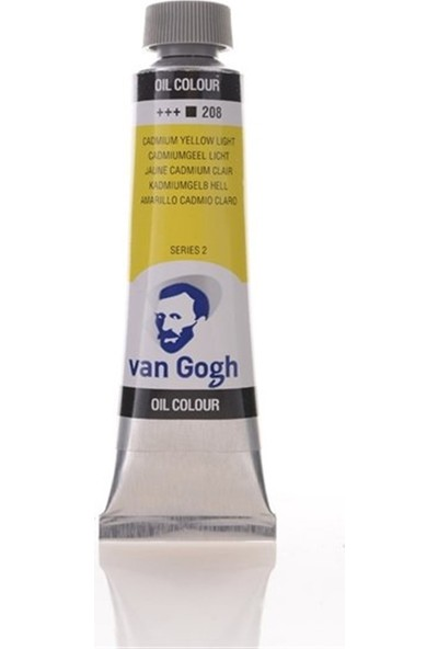 Van Gogh 40Ml Yağlı Boya Cadmium Yellow Lt