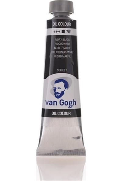 Van Gogh 40Ml Yağlı Boya ivory Black