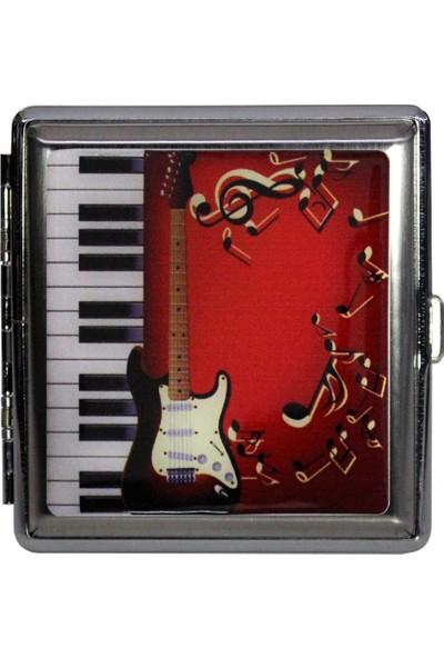 Modaroma Gitar & Piyano Sigara Tabakası