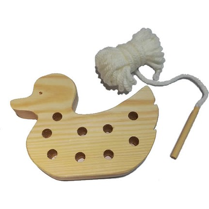 Salıncax Elma Kurdu Ahşap örme Oyunu ördek Fiyatı